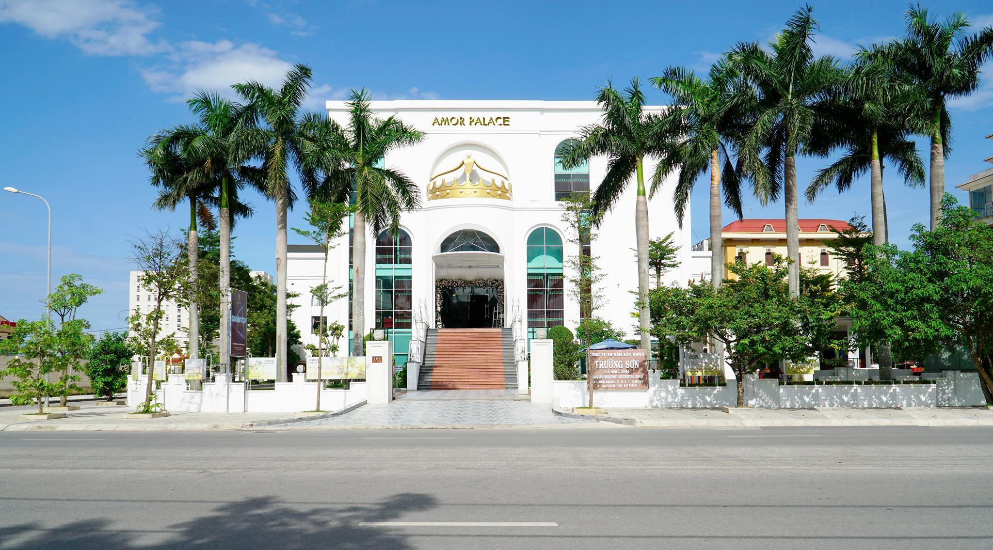 Trung tâm hội nghị, nhà hàng tiệc cưới Amor Palace